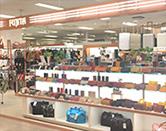 カバンのフジタ イオン山形北店