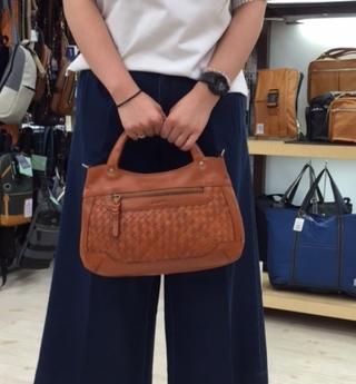 フジタイオン福島店より 夏にぴったり!「Dakota」2wayトートバッグ