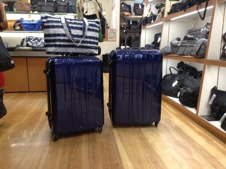 山形フジタ南店から、旅行にも、新生活の引っ越しにも役に立つスーツケースをご紹介!