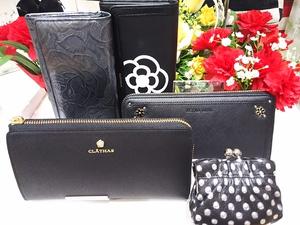 山形フジタ南店より風水で運気UP!母の日にもオススメ、ブラック「KANSAI YAMOTO」の財布をご紹介