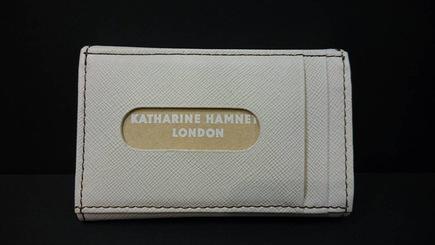 山形市十日町カバンのフジタ本店より「KATHARINE HAMNETT LONDON キーケース」のご紹介