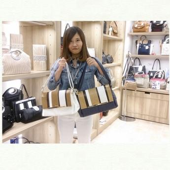 天童FioritoFUJITAより♡春の新作「VIVAYOU」2wayバッグ