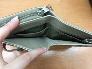山形フジタ北店より「PORTER」二つ折り財布をご紹介!