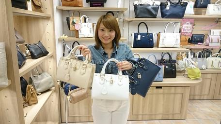 天童FioritoFUJITAより、卒業・入学式におすすめの2wayバッグ♡