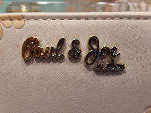 山形フジタ南店より春の訪れとともに気分一新♪「Paul & Joe/Sister」長財布をご紹介