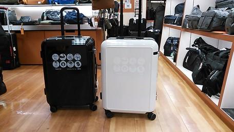 山形フジタ南店から、海外旅行にも安心して使える、フレームタイプスーツケースをご紹介!