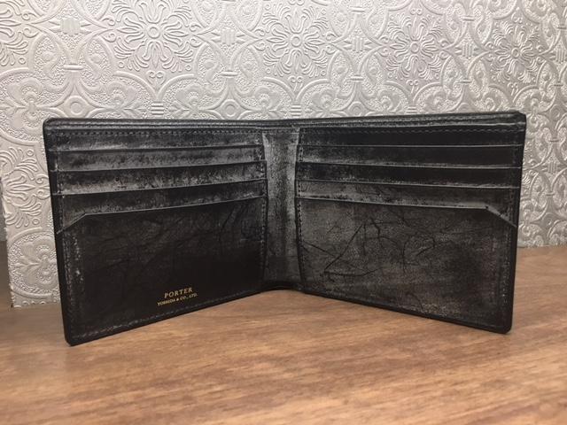 PORTER【BILL BRIDLE】 二つ折り財布